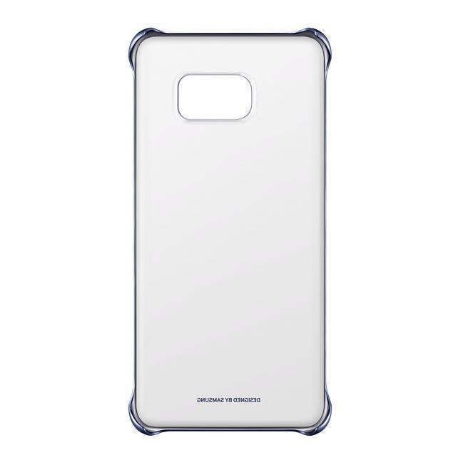 Чехол-накладка Samsung Clear Cover для Galaxy S6 Edge Plus пластик прозрачно-серебристыйдля Samsung<br>Чехол-накладка Samsung Clear Cover для Galaxy S6 Edge Plus пластик прозрачно-серебристый<br>