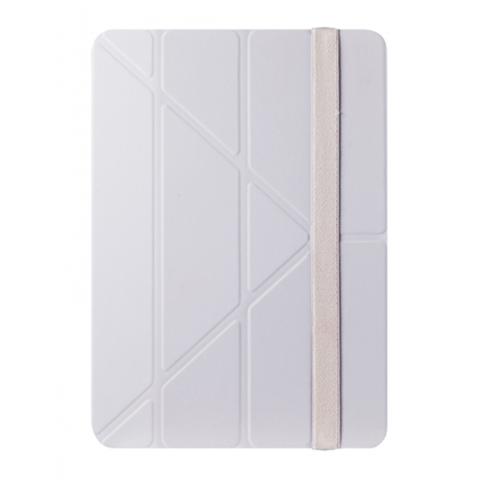 Чехол-книжка Guess Folio Case для Apple iPad Air (GUFCD5CRG с подставкой) Croco Shiny Grey