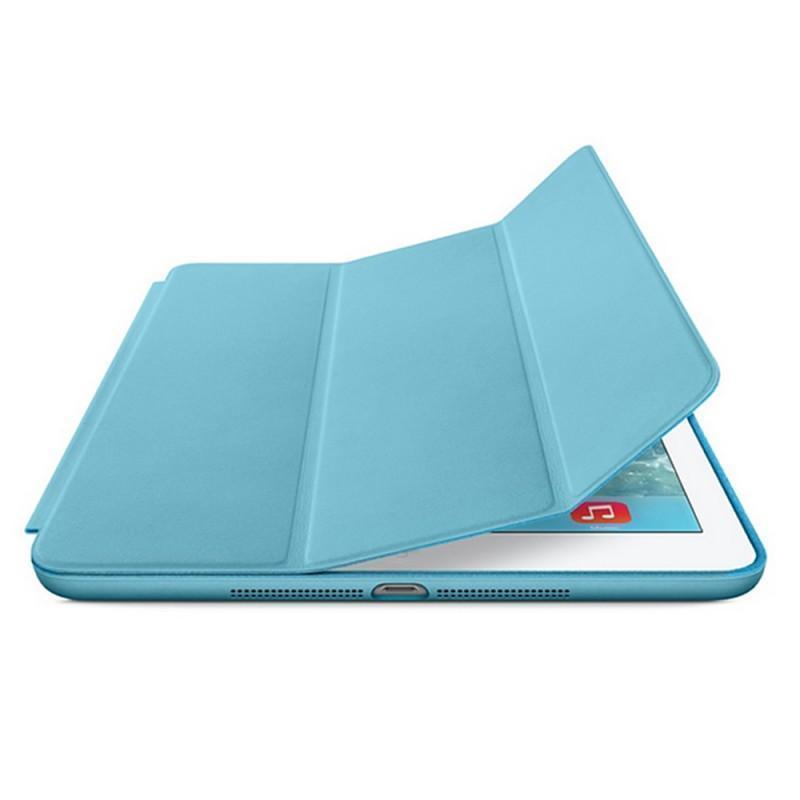 Чехол-книжка Smart Case для Apple iPad Pro 10.5 (искусственная кожа с подставкой) голубой