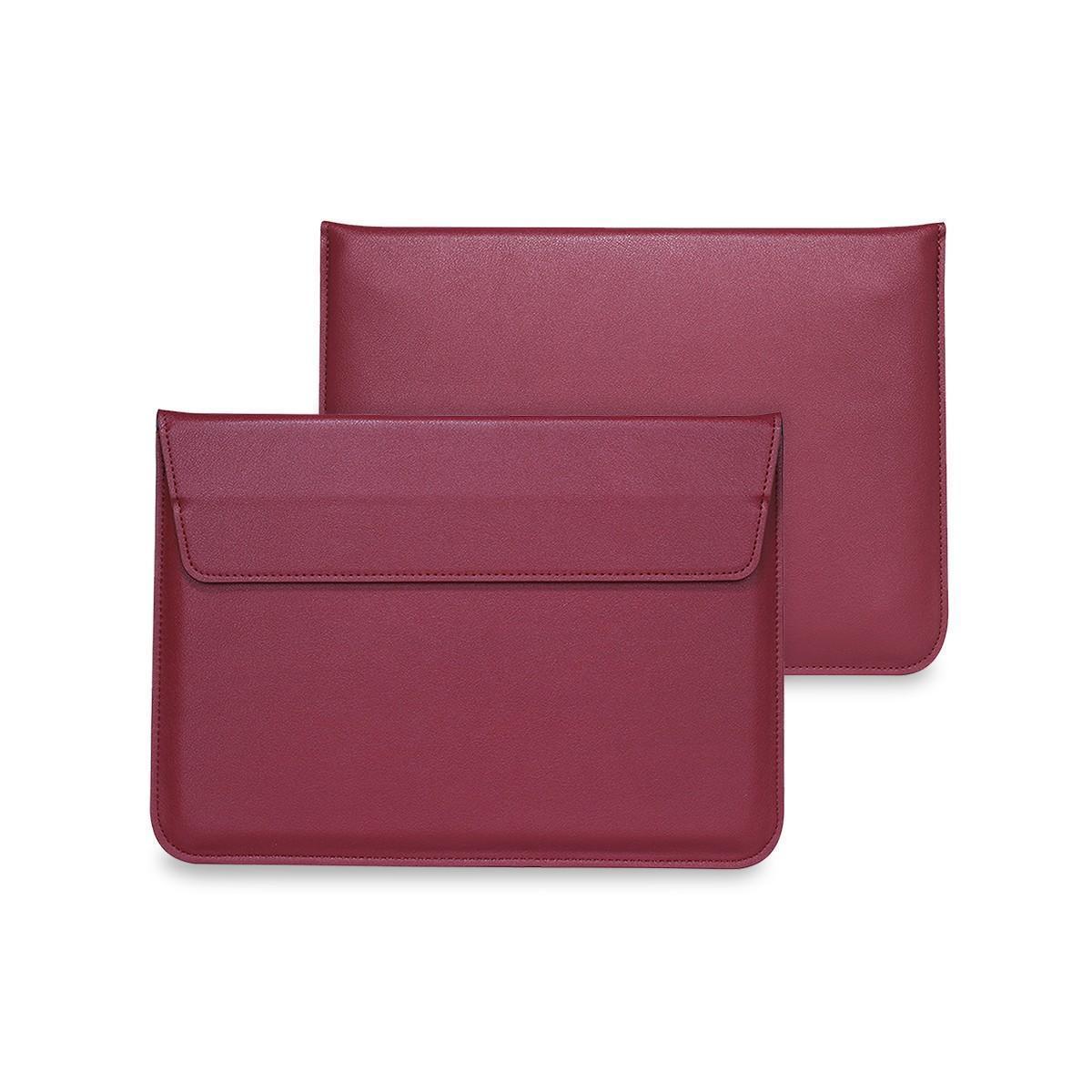 Чехол-конверт Palmexx для Apple MacBook Air 13/Pro Retina 13 (PX/Laet New AIR13) Wine Red