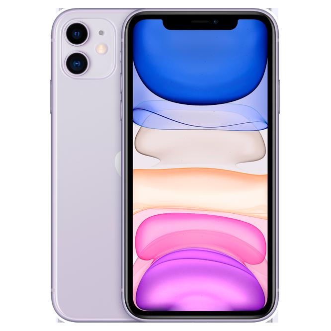 Apple iPhone 11 256Gb (Purple) фото