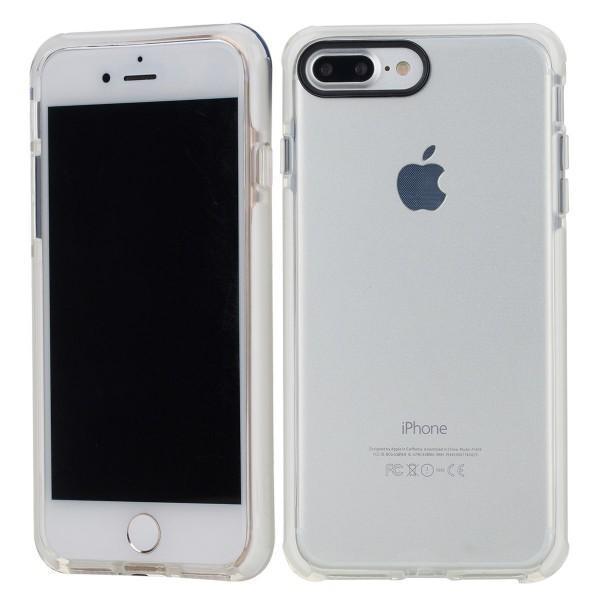 Чехол-накладка Rock Guard Series для Apple iPhone 7 Plus/8 Plus силикон-пластик (Trans-White)для iPhone 7 Plus/8 Plus<br>Чехол-накладка Rock Guard Series для Apple iPhone 7 Plus/8 Plus силикон-пластик (Trans-White)<br>