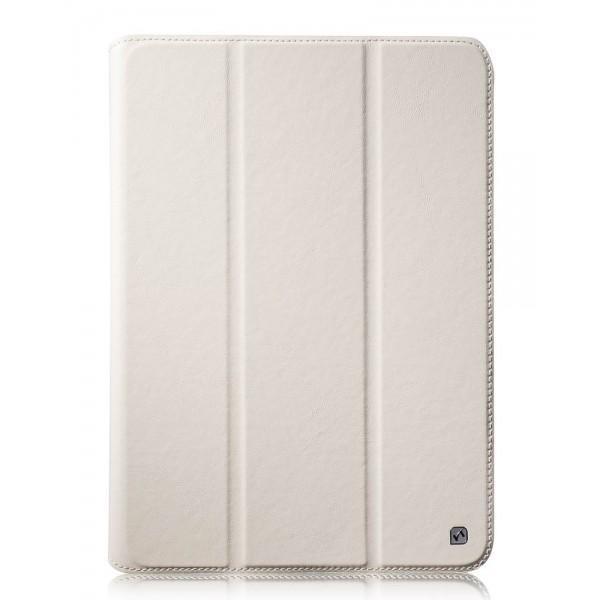 Чехол-книжка Hoco Armor Series для Apple iPad Air (искусственная кожа с подставкой) белыйдля Apple iPad Air<br>Чехол-книжка Hoco Armor Series для Apple iPad Air (искусственная кожа с подставкой) белый<br>