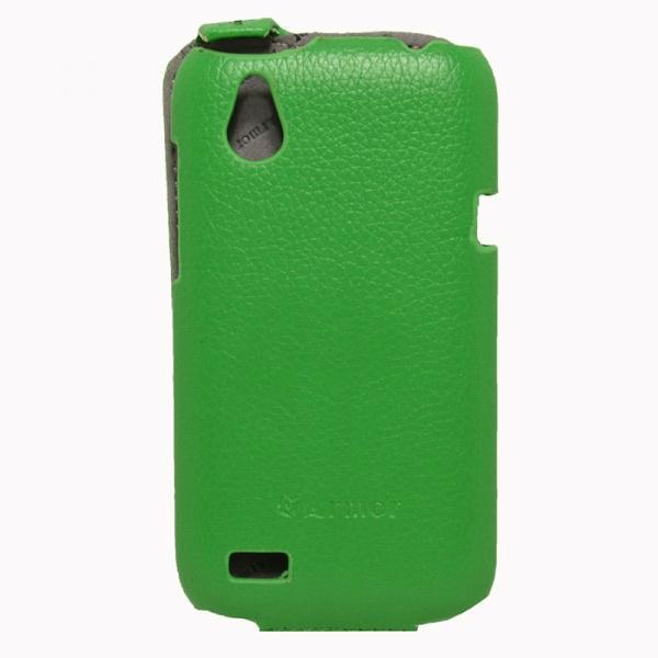 Чехол-книжка Armor Case для HTC Desire U Dual Sim искусственная кожа зеленыйдля HTC<br>Чехол-книжка Armor Case для HTC Desire U Dual Sim искусственная кожа зеленый<br>