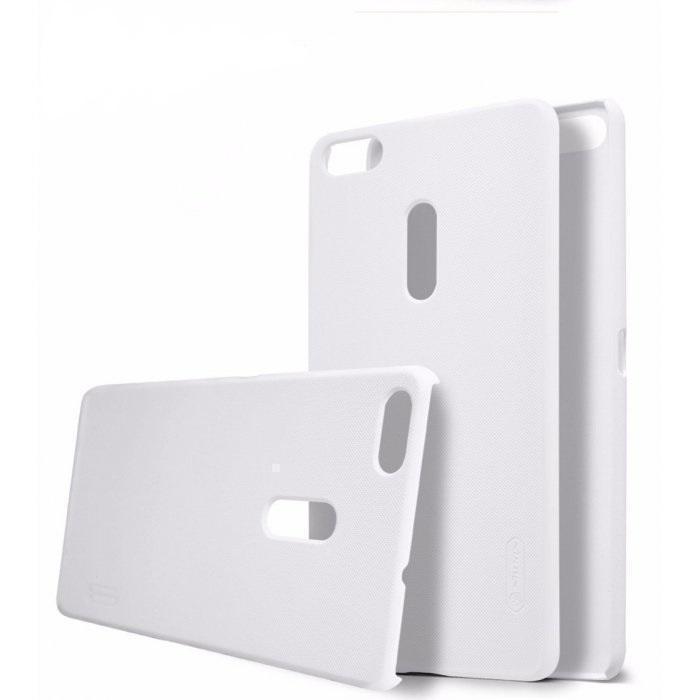Чехол-накладка Nillkin Frosted Shield для Asus Zenfone 3 Ultra ZU680KL пластиковый белыйдля ASUS<br>Чехол-накладка Nillkin Frosted Shield для Asus Zenfone 3 Ultra ZU680KL пластиковый белый<br>