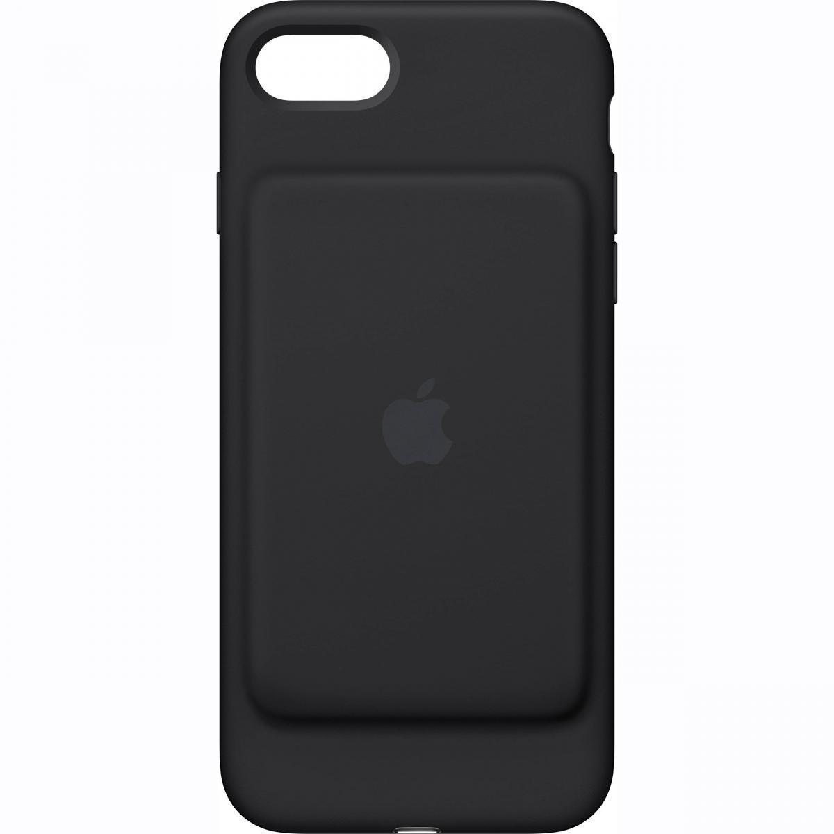 Купить Чехол-аккумулятор Apple Smart Battery Case MN002ZM/A 2365 mAh для iPhone 7/8 силикон Black