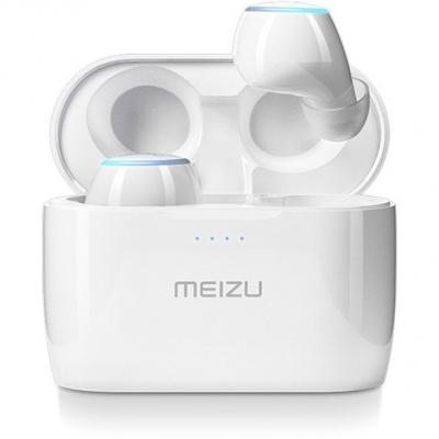 Беспроводные Bluetooth cтерео-наушники Meizu POP 2 True Wireless Bluetooth Earphones (TW50s) (white)