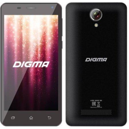 Digma Linx A500 3G GraphiteDigma<br>Digma Linx A500 3G Graphite<br>