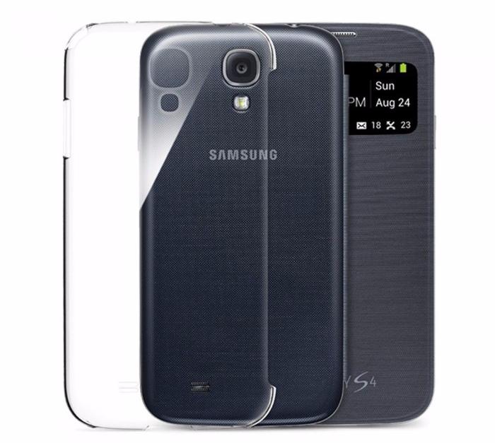 Чехол-накладка Spigen Flip Mate SGP10266 для Samsung Galaxy S4 пластик Кристально прозрачныйдля Samsung<br>Чехол-накладка Spigen Flip Mate SGP10266 для Samsung Galaxy S4 пластик Кристально прозрачный<br>