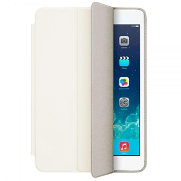 Чехол-книжка Smart Case для Apple iPad mini 4 (искусственная кожа с подставкой) белыйдля Apple iPad mini 4<br>Чехол-книжка Smart Case для Apple iPad mini 4 (искусственная кожа с подставкой) белый<br>