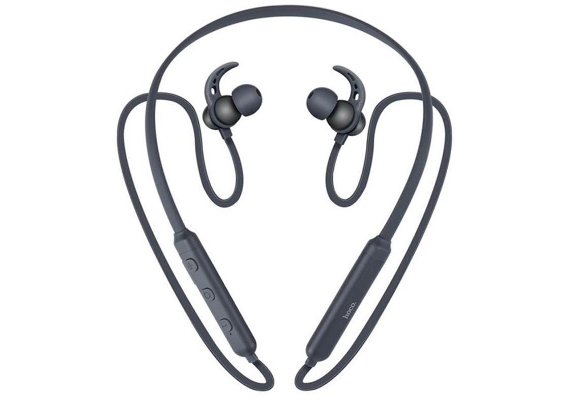 Купить Беспроводные Bluetooth cтерео-наушники Hoco (ES11) Maret Sport Wireless Earphone (Black)