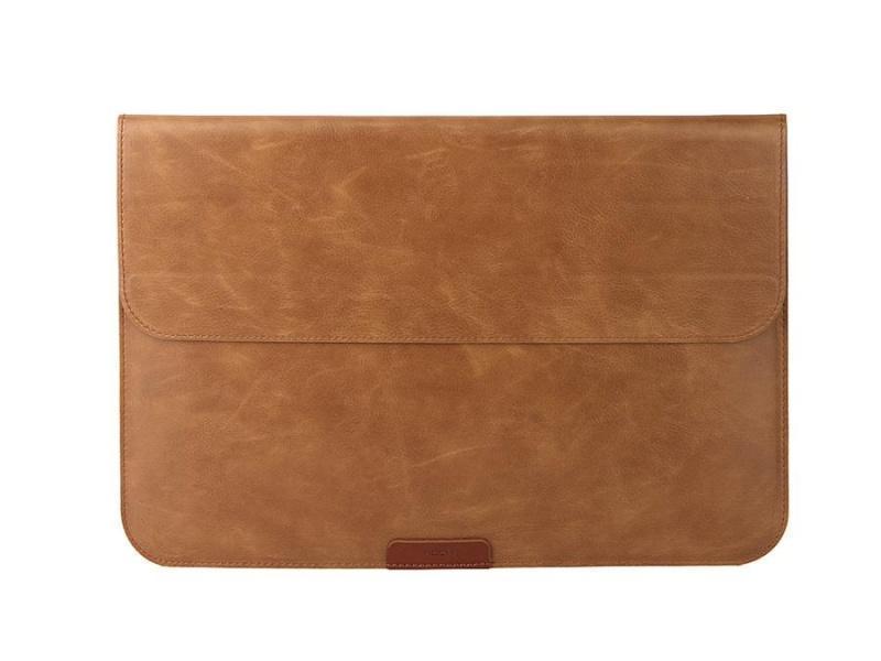 Чехол-папка Rock Protection Sleeve Case для Apple iPad Pro 12.9 (искусственная кожа) brown