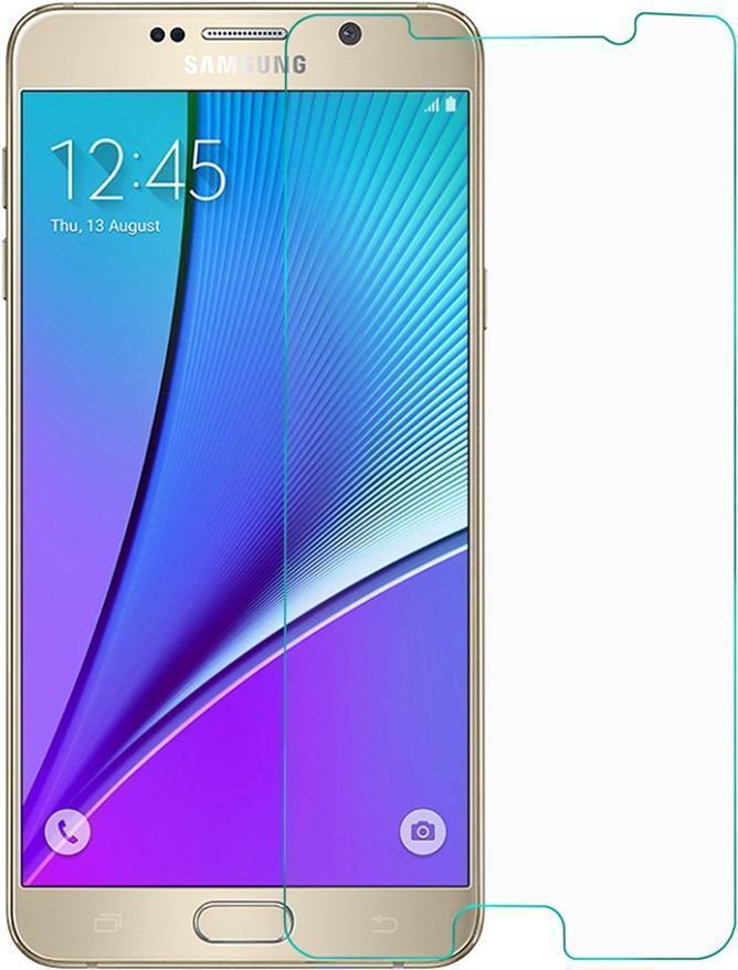Защитная пленка Samsung для Galaxy Note 5 (ET-FN920CTEGRU) глянцевая