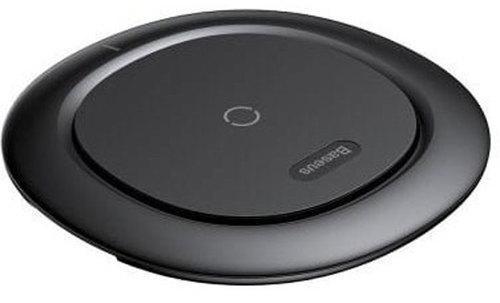 Купить Беспроводное зарядное устройство Baseus UFO Destop Wireless Charger (WXFD-01) черный