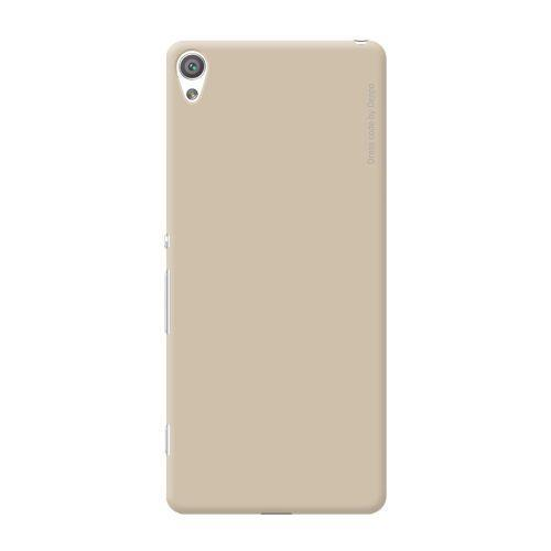Чехол-накладка Deppa Air Case для Sony Xperia Z3 Plus / Z3 Plus Dual золотой + защитная пленкадля Sony<br>Чехол-накладка Deppa Air Case для Sony Xperia Z3 Plus / Z3 Plus Dual золотой + защитная пленка<br>