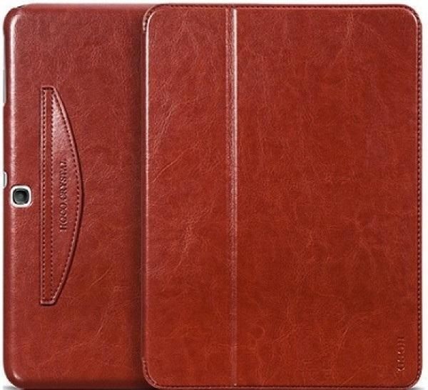 Чехол-книжка Hoco для Samsung Galaxy Tab Pro 12.2 (T900/T905/P9000)/P9050) натуральная кожа Brown