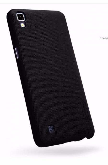 Чехол-накладка Nillkin Frosted Shield для LG X Power (K220DS) пластиковый черный
