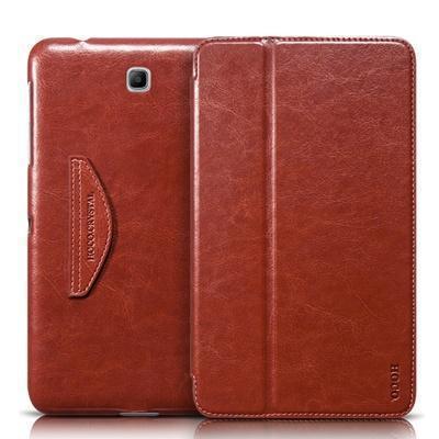 Чехол-книжка Hoco Crystal Series для Samsung Galaxy Tab 3 7.0 lite (T110/T111/T113/T116) коричневый