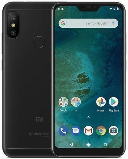 Xiaomi Mi A2 Lite 4/64Gb EU (Black)