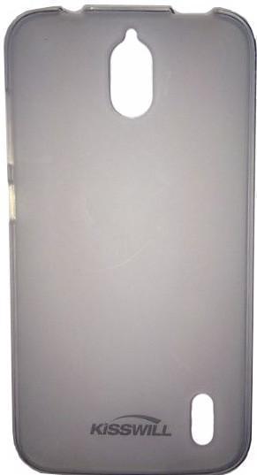 Чехол-накладка Jekod/KissWill для Huawei Ascend Y625 силиконовый матовый прозрачно-черныйдля Huawei<br>Чехол-накладка Jekod/KissWill для Huawei Ascend Y625 силиконовый матовый прозрачно-черный<br>