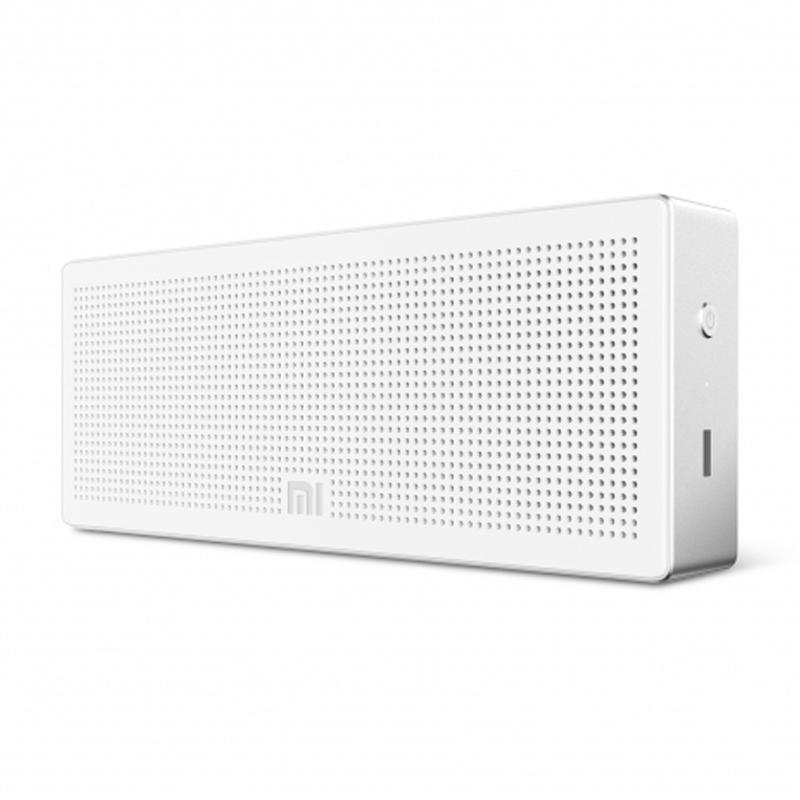 Портативная колонка Xiaomi Mi Square Box Bluetooth Speaker 2 WhiteПортативная акустика, Колонки<br>Портативная колонка Xiaomi Mi Square Box Bluetooth Speaker 2 White<br>