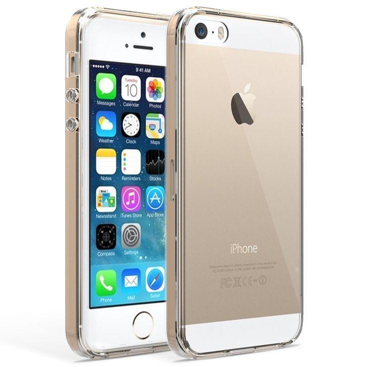 Чехол Protective Bumper High Quality для Apple iPhone SE/5S/5 металлический (Bronze)для iPhone 5/5S/SE<br>Чехол Protective Bumper High Quality для Apple iPhone SE/5S/5 металлический (Bronze)<br>