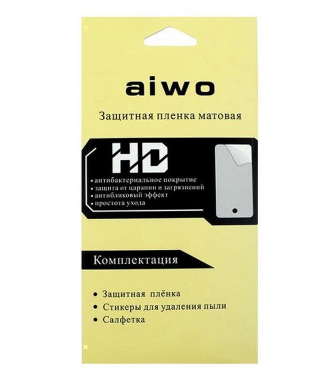 Купить Защитная пленка AIWO для Apple iPhone 4/4S (матовая)