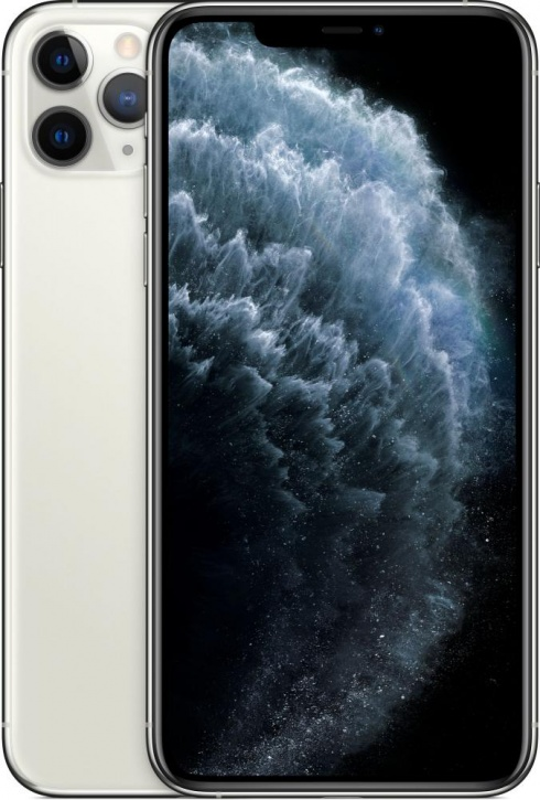 Apple iPhone 11 Pro Max 512Gb (Silver) EU