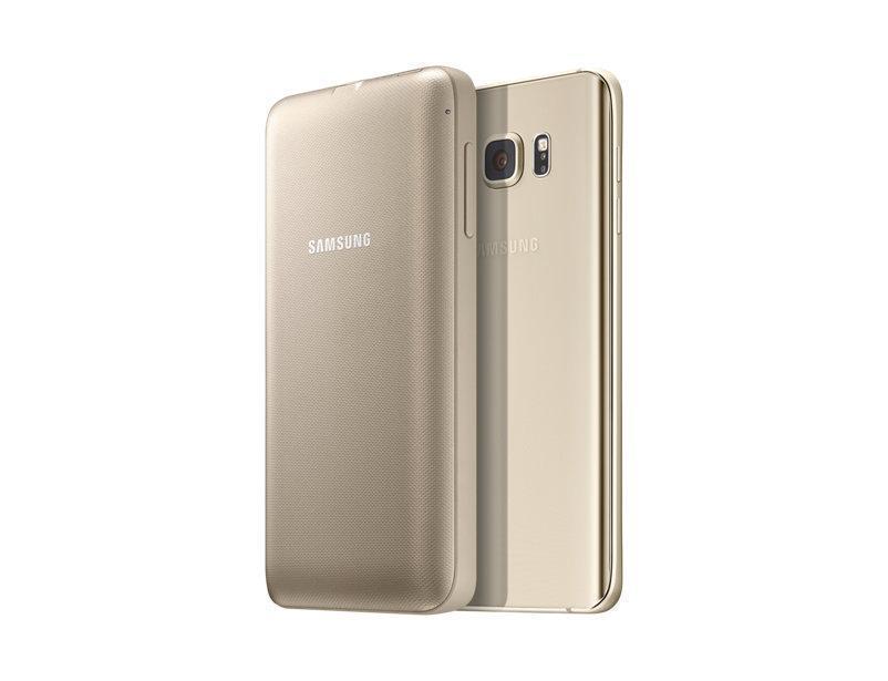 Чехол-аккумулятор Samsung 3400 mAh для Galaxy Note 5 пластик золотой (EP-TN920BFRGRU)