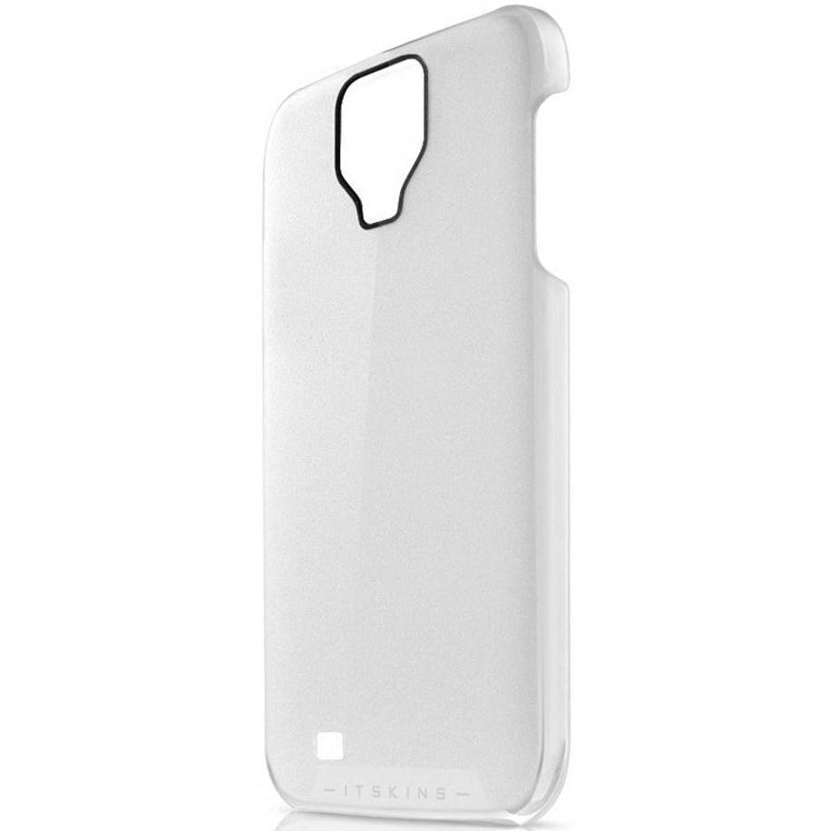 Чехол-накладка Itskins Lipstick для Samsung Galaxy S4 пластик белый