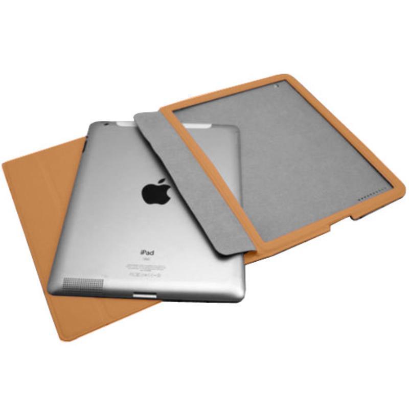 Чехол-книжка Smart Case для Apple iPad 2/3/4 полиуретан оранжевыйдля Apple iPad 2/3/4<br>Чехол-книжка Smart Case для Apple iPad 2/3/4 полиуретан оранжевый<br>