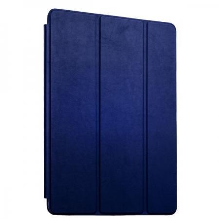 Чехол-книжка Smart Case для Apple iPad Pro 12.9 (искусственная кожа с подставкой) темно-синий