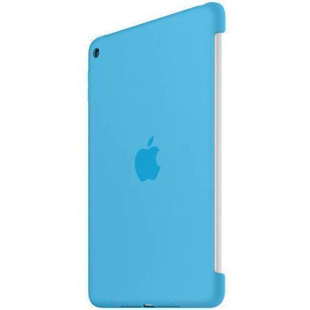 Чехол Apple Silicone Case (MLD32ZM/A) для Apple iPad mini 4 (силикон) Blueдля Apple iPad mini 4<br>Чехол Apple Silicone Case (MLD32ZM/A) для Apple iPad mini 4 (силикон) Blue<br>