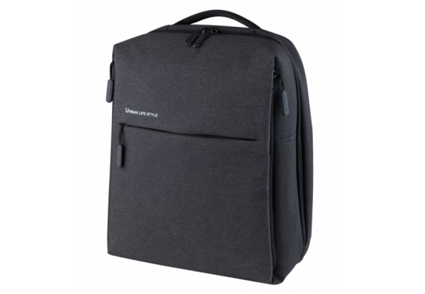 Рюкзак Xiaomi Urban Life Style Backpack (ZJB4067GL) для Apple MacBook темно-серый