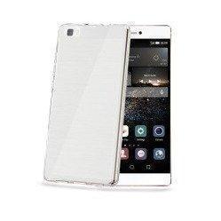 Чехол-накладка Cherry для Huawei P8 Lite силиконовый матовый (белый) фото