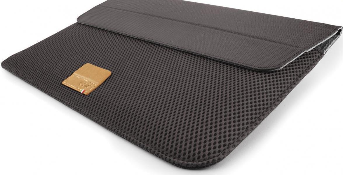 Чехол-конверт Cozistyle Aria Stand Sleeve для Apple MacBook Air 13 / Pro Retina 13 полиэстер (stone gray)