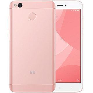 XiaomiRedmi4X16Gb PinkXiaomi<br>XiaomiRedmi4X16Gb Pink<br>