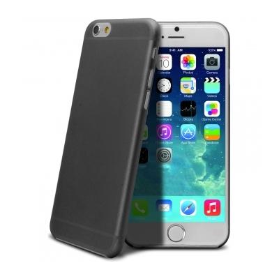 Купить Чехол-накладка Just Case Zero 0.3mm для Apple iPhone 6/6S пластиковый черный