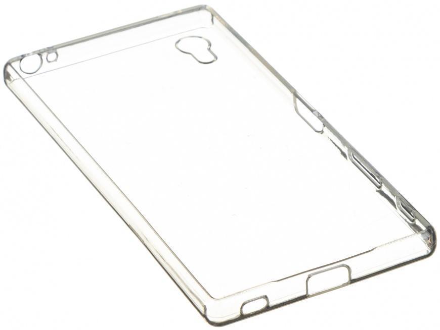 Чехол-накладка для Sony Xperia Z5 Premium / Z5 Premium Dual (E6853/E6883) силиконовый прозрачныйдля Sony<br>Чехол-накладка для Sony Xperia Z5 Premium / Z5 Premium Dual (E6853/E6883) силиконовый прозрачный<br>