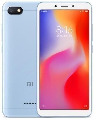 Xiaomi Redmi 6A 32Gb Blue