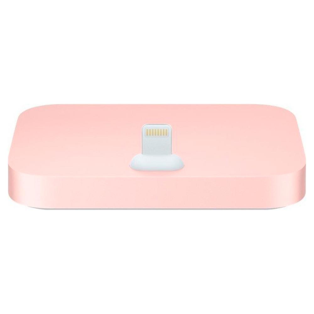 Док-станция iPhone Lightning Dock ML8L2ZM/A  (rose gold)