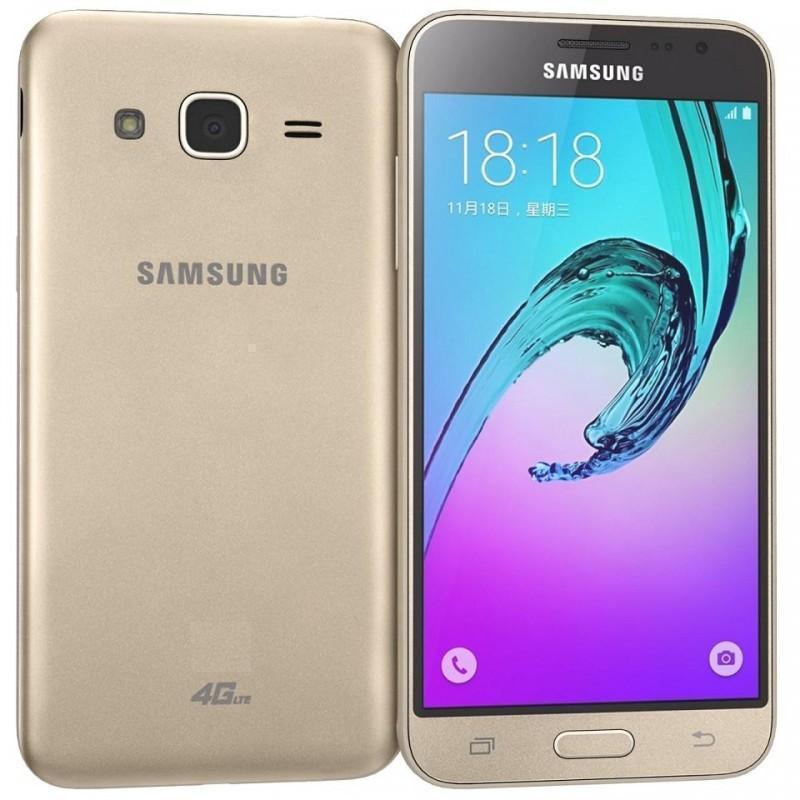 Samsung Galaxy J3 (2016) (SM-J320F/DS ) Gold (SM-J320FZDDSER)Samsung<br>Samsung Galaxy J3 (2016) (SM-J320F/DS ) Gold (SM-J320FZDDSER)<br>
