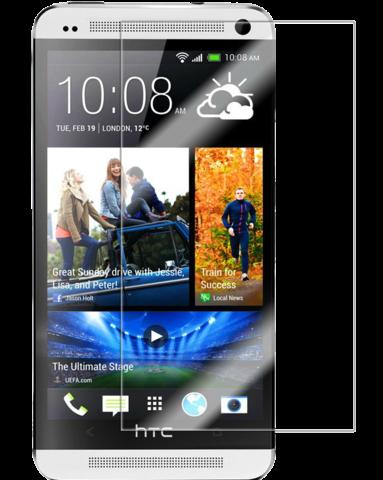 Защитное стекло Glass PRO для HTC One M7 прозрачное антибликовоедля HTC<br>Защитное стекло Glass PRO для HTC One M7 прозрачное антибликовое<br>