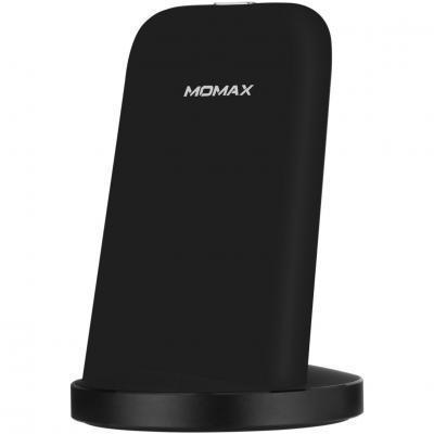 Купить со скидкой Беспроводное зарядное устройство Momax Q.DOCK2 Fast Wireless Charger (черный) UD5