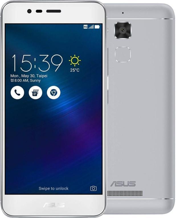 ASUS ZenFone 3 Max (ZC520TL) 16Gb SilverAsus<br>ASUS ZenFone 3 Max (ZC520TL) 16Gb Silver<br>