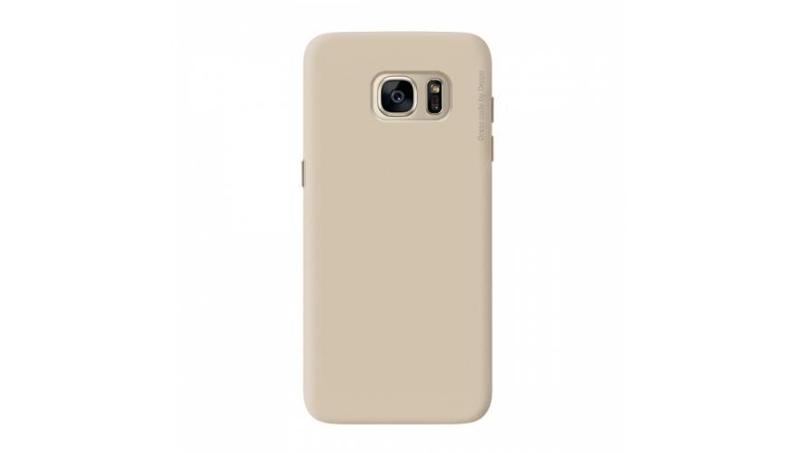 Чехол-накладка Deppa Air Case для Samsung Galaxy S7 (SM-G930) пластик золотойдля Samsung<br>Чехол-накладка Deppa Air Case для Samsung Galaxy S7 (SM-G930) пластик золотой<br>