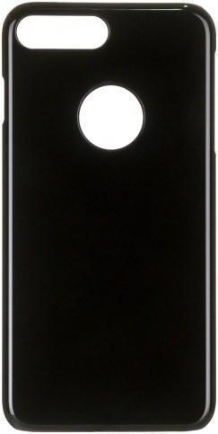 Чехол-накладка iCover Glossy для Apple iPhone 7 Plus/8 Plus пластиковый черный (IP7P-G-BK)для iPhone 7 Plus/8 Plus<br>Чехол-накладка iCover Glossy для Apple iPhone 7 Plus/8 Plus пластиковый черный (IP7P-G-BK)<br>