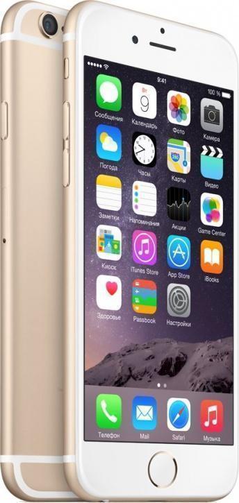 Apple iPhone 6 32Gb Gold (MQ3E2RU/A)