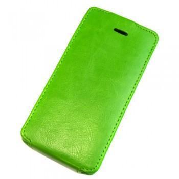 Чехол-книжка Armor Flip Case для Huawei Ascend  P6 искусственная кожа зеленыйдля Huawei<br>Чехол-книжка Armor Flip Case для Huawei Ascend  P6 искусственная кожа зеленый<br>