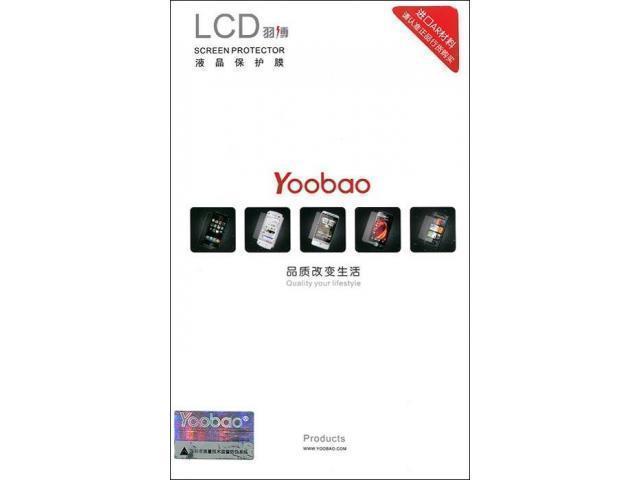Защитная пленка Yoobao для Samsung Galaxy Note GT-N7000 (матовая)